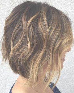 Bob Hairstyles With Blonde Highlights