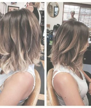 Bob Haircuts With Ombre Highlights