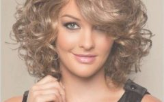 Medium Hairstyles For Very Curly Hair
