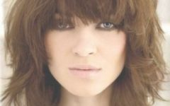 Cute Medium Haircuts With Bangs