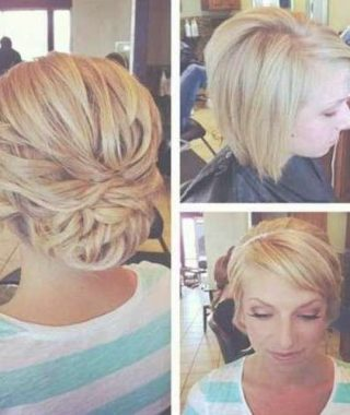 Bob Hairstyles Updo Styles