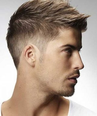 Men Pixie Hairstyles