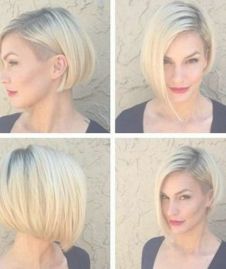 Short Straight Bob Hairstyles