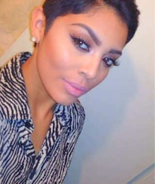 Short Pixie Hairstyles For Black Hair