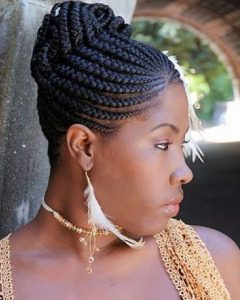 Braided Hairstyles For African American Hair