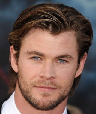 Long Hairstyles For Round Faces Men