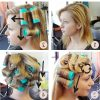 Large Hair Rollers Bridal Hairstyles (Photo 4 of 25)