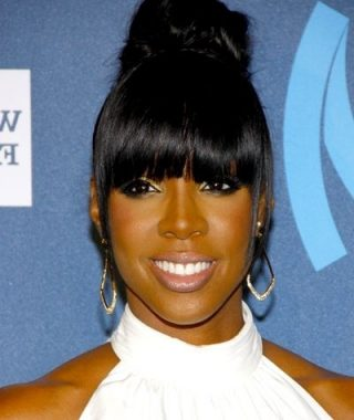 On Top Ponytail Hairstyles For African American Women