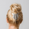 Blinged Out Bun Updo Hairstyles (Photo 4 of 25)