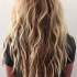 Salty Beach Blonde Layers Hairstyles