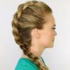 Braided Mermaid Mohawk Hairstyles (Photo 17 of 25)