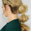 Bubble Braid Updo Hairstyles (Photo 13 of 25)