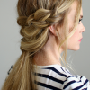 Wrapped Ponytail Braid Hairstyles (Photo 13 of 25)