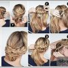 Braided Chignon Bun Hairstyles (Photo 2 of 25)
