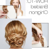 Braided Chignon Hairstyles (Photo 1 of 25)