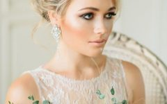 Classic Bridal Hairstyles With Veil And Tiara