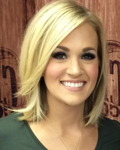 Carrie Underwood Short Haircuts