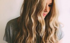 Amber Waves Blonde Hairstyles