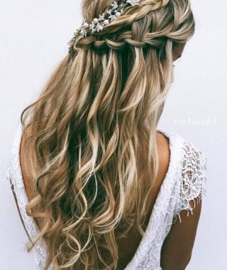 Wedding Hairstyles For Long Hair For Bridesmaids