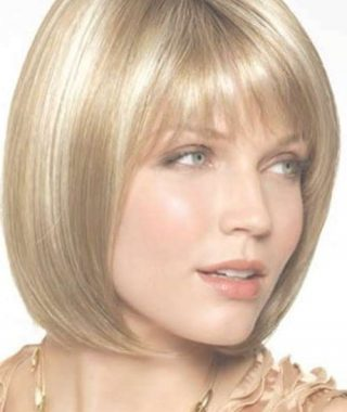 Bob Haircuts With Bangs For Fine Hair