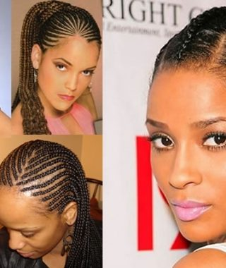 Black Cornrows Hairstyles