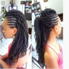 Cornrows Hairstyles With Extensions (Photo 7 of 15)
