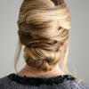 Criss-Cross Braid Bun Hairstyles (Photo 3 of 25)
