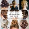 Long Hairstyles Buns (Photo 23 of 25)