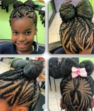 Braided Hairstyles Without Weave
