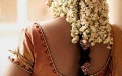 Hindu Wedding Hairstyles For Long Hair