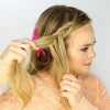Wrapping Fishtail Braided Hairstyles (Photo 23 of 25)