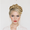 Twisted Rope Braid Updo Hairstyles (Photo 10 of 25)