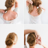 Simple Pony Updo Hairstyles With A Twist
