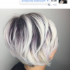 Platinum Blonde Bob Hairstyles With Exposed Roots (Photo 15 of 25)