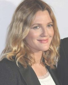 Drew Barrymore Medium Hairstyles