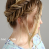 Fishtail Crown Braid Hairstyles (Photo 11 of 25)