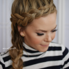 Side Dutch Braid Hairstyles (Photo 13 of 25)