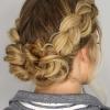Dutch Braid Bun Hairstyles (Photo 21 of 25)