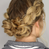 Messy Pony Hairstyles With Lace Braid (Photo 16 of 25)