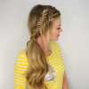 Reverse Braid And Side Ponytail Hairstyles (Photo 17 of 25)