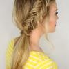 Ponytail Fishtail Braid Hairstyles (Photo 20 of 25)