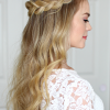 Halo Braided Hairstyles With Beads (Photo 17 of 25)