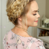 Milkmaid Crown Braided Hairstyles (Photo 5 of 25)