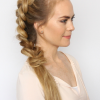 Undone Fishtail Mohawk Hairstyles (Photo 16 of 25)