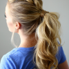 Triple Braid Ponytail Hairstyles (Photo 21 of 25)