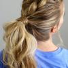 Braided Ponytail Mohawk Hairstyles (Photo 9 of 25)