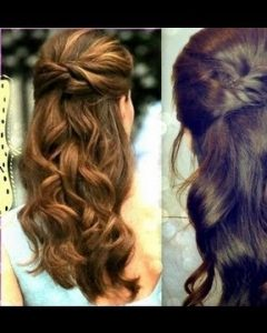Diy Half Updo Hairstyles For Long Hair