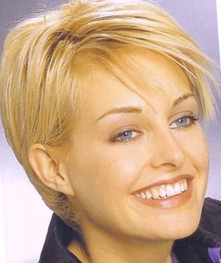 Ladies Short Hairstyles For Over 50S