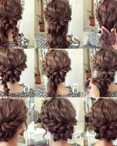 Easy Wedding Hairstyles For Long Curly Hair