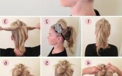 Easy At Home Updos For Long Hair